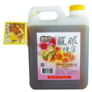 台唯佳龍眼蜂蜜1.2kg