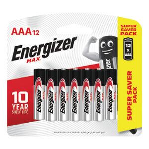 12pcs#4(Alk)Energizer_Battery