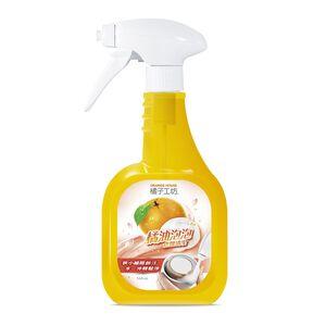 Orange House dish wash foam spray