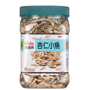 萬歲牌杏仁小魚罐裝270g