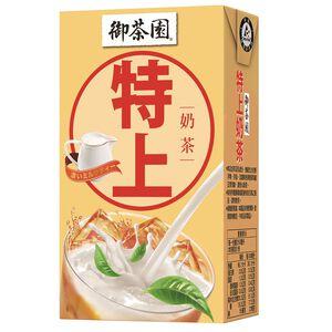 御茶園特上奶茶250ml