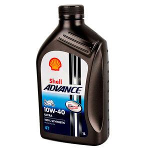 Shell ADVANCE10W40 4T