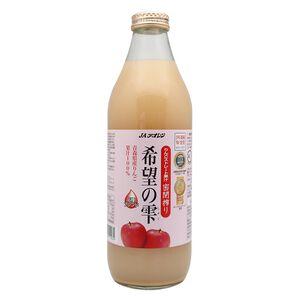 日本青森縣產100%蘋果汁(每瓶約1公升)
