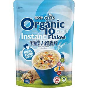 10 Grain Instant Flakes
