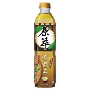 Real Leaf Oolong tea 580ml