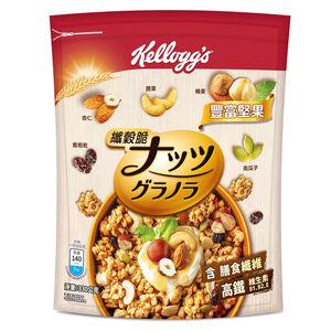 Kelloggs Granola-Deluxe Nuts