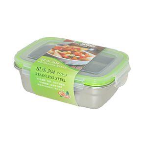 SUS304 food box550ml