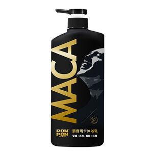 PON MAN MACA Body Cleanser