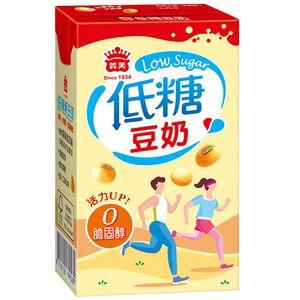 義美低糖豆奶-250ml