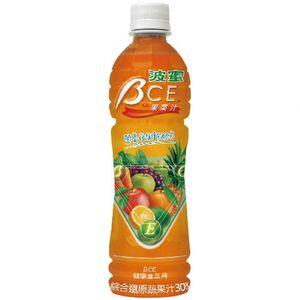 波蜜BCE果菜汁Pet580ml