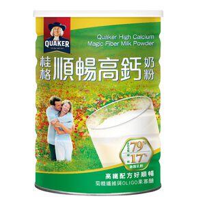 桂格高鈣脫脂奶粉順暢配方750g
