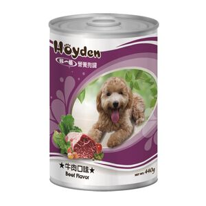 Hoyden canned dog (Beef)