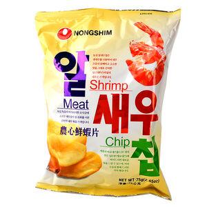 Shrimp Meat Chips