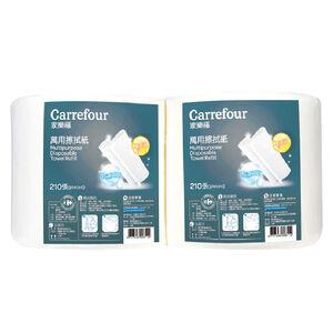 C-Multipurpose Disposable Towel Refill