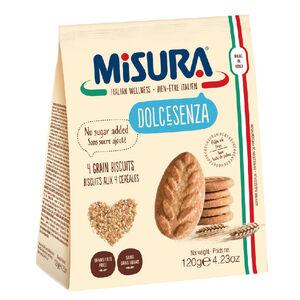 MISURA No Sugar Added 4-Grain Biscuits