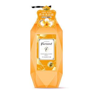 Farcent Shower Gel-Frangipani Flower