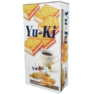 Yu-ki Peanut Sandwich Crackers Pack