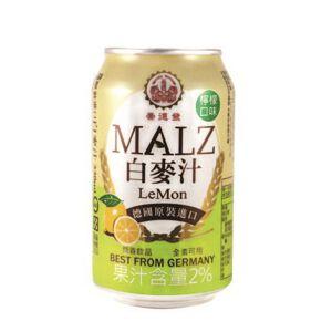 Lemon Pure Malt Can 330ml