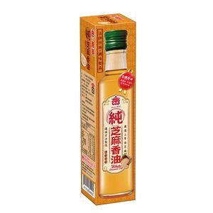 【全素】義美100%純芝麻香油