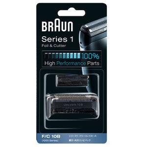 BRAUN 10B Razor Accessories