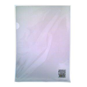E-310 L型文件夾 A4白色