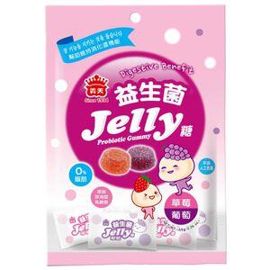 義美益生菌Jelly糖 (綜合)