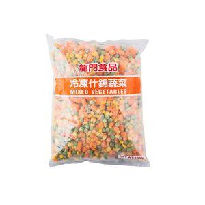 龍門冷凍什錦蔬菜-1000g