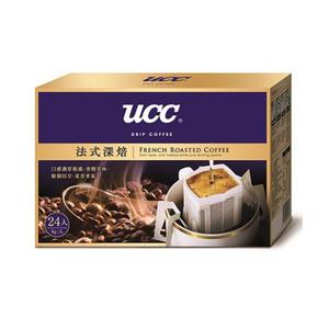 UCC French Deep Roast Drip Coffee