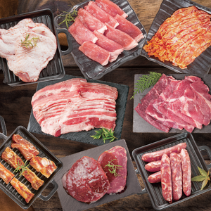 【七里香烤肉】夏季輕鬆烤肉組(2-3人)