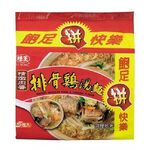 味王排骨雞-精燉肉醬(包) 93g, , large