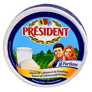 總統牌軟質原味乾酪