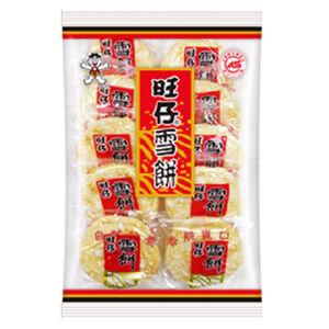 Want-Kid Snow Rice Cracker