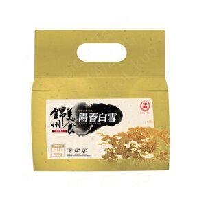 中農錦州美食陽春白雪麵600g,