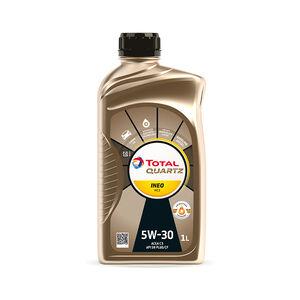 【汽車百貨】TOTAL MC3 5W30 QUARTZ INEO機油平行輸入