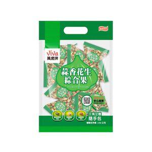 萬歲牌蒜香花生綜合果-156g