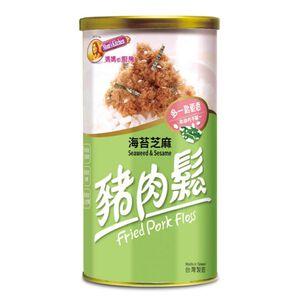 媽媽的廚房豬肉鬆(海苔芝麻) 200g