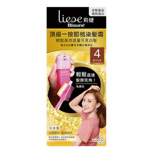 Liese Blaune One-Touch Cream Color