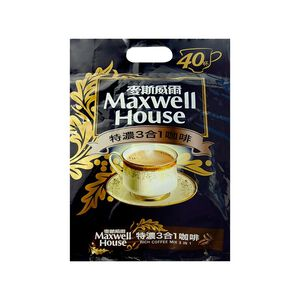 Maxwell House Coffee Mix Rich