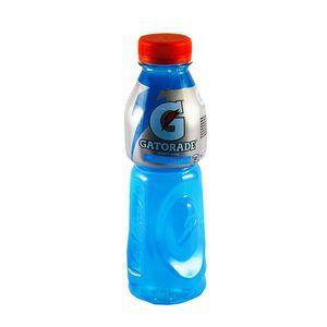 Gatorade sports drink blue bolt