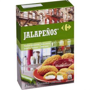 家福冷凍Jalapenos 辣味起司塊250g