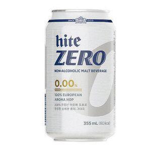 HITE ZERO無酒精啤酒風味飲料-355mlx6