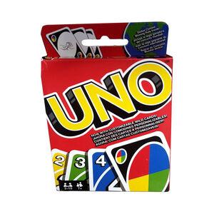 UNO遊戲卡