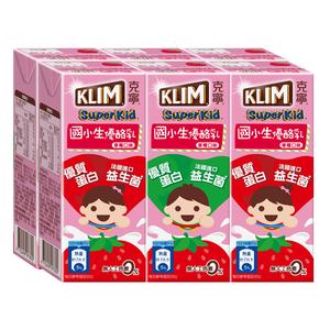 克寧國小生草莓優酪乳198mlx6