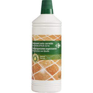家樂福亞麻籽油地板清潔劑-1L