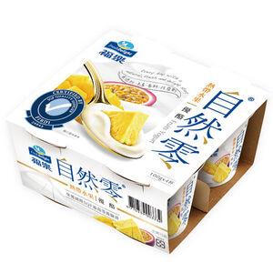 Fresh Delight Natural Fruits Yogurt