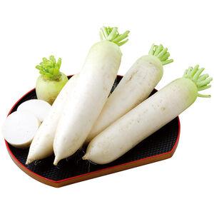 進口白蘿蔔-條(約600公克±10%)