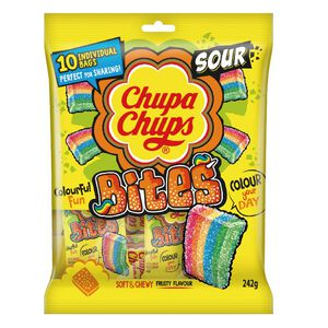 Chups Chups Sour Bites Bag