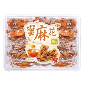 C-Honey Chinese Cake