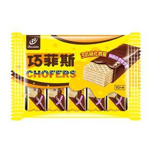 77巧菲斯夾心酥(牛奶口味)10入