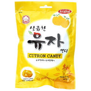 Mammos  柚子糖
